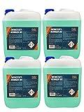 INOX WS Werkstattreiniger Konzentrat, 4x 5L - Reinigungsmittel für Hochdruckreiniger