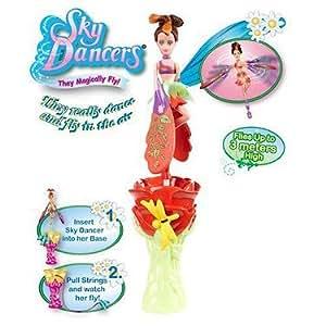 Sky Dancers – Jade – Poupée Volante 16 cm (Import Royaume-Uni)