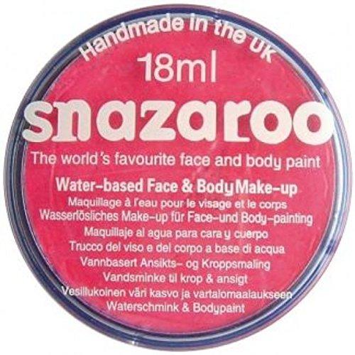 Peinture classique pour visage et corps par Snazaroo, 18 ml, couleur individuelle, abricot - Rose -