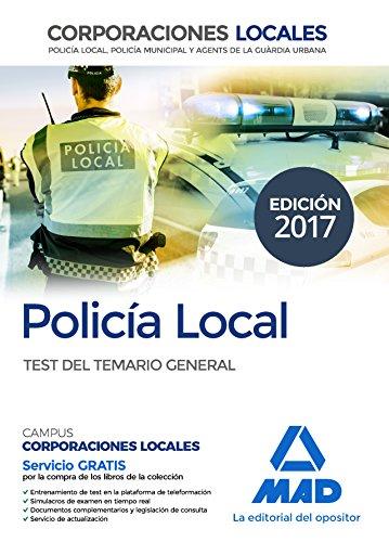 Policía Local Test del Temario General