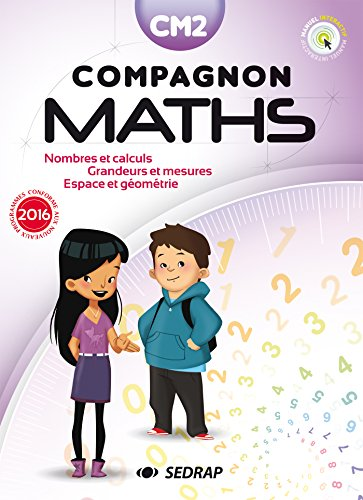 Maths CM2 : Lot 10 manuels + interactif