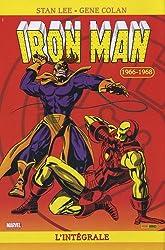 Iron Man : L'intégrale 1966-1968