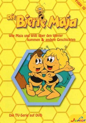 Die Biene Maja 10: Wie Maja und Willi über den Winter kommen & andere Geschichten