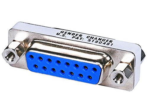 Db15-mini Gender Changer (Monoprice DB15 F/F Mini Gender Changer (101188))