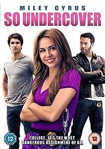 So Undercover [DVD]