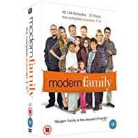 Modern Family: Seasons 1-6
