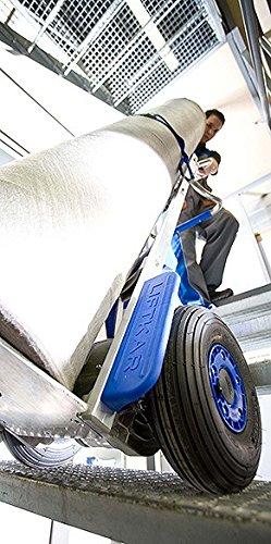 Diable électrique monte escalier universel - Charge 110kg