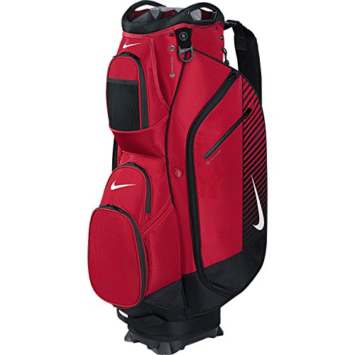 Nike M9 Cart Iii - Golf Cart Bag Couleur: Rouge