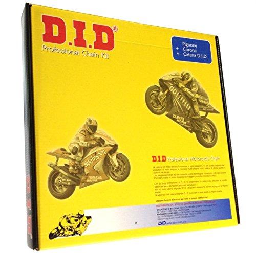 DID Racing Chain KIT S-AC 15-43-112 DID520VX2 (G&B) R per Kawasaki 750 Z, 750 Z ABS, 750 Z R, 750 Z R ABS, 750 Z S