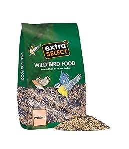 Extra Select Premium Wild Bird Food, 20 kg