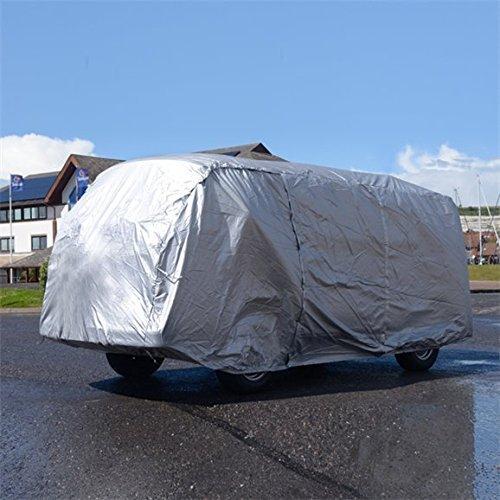 UK Custom Covers CC088 Tailored & Waterproof Camper Van Cover