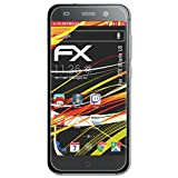 atFolix Schutzfolie kompatibel mit ZTE Blade L6 Bildschirmschutzfolie, HD-Entspiegelung FX Folie (3X)