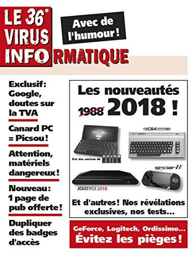 Le 36e Virus Informatique (Le Virus Informatique) par Olivier Aichelbaum