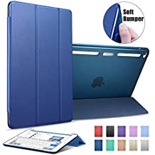 ESR Case - Funda para Apple iPad Air 2 (soporte de soporte), color azul marino