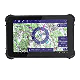 'globexplorer X8 Hat Tab Tablet Touchscreen 20 (32 GB, 2 GB RAM, Android 5.0, Bluetooth, Schwarz)
