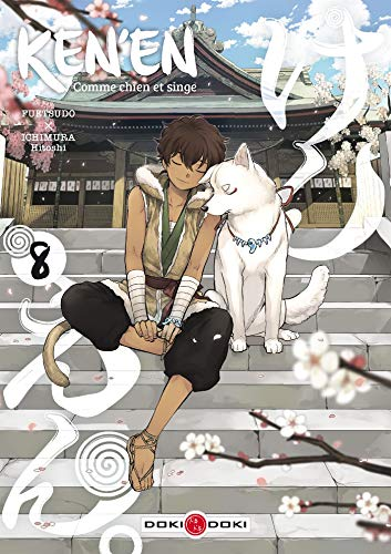 Ken'en - Comme chien et singe Edition simple Tome 8
