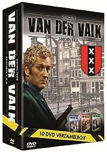 Van Der Valk - Complete Collection Season 1-3 [10 DVD]