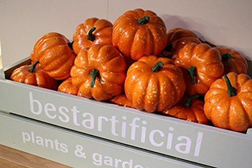 3best artificial 9cm mini zucche di halloween fancy dress party frutta verdura