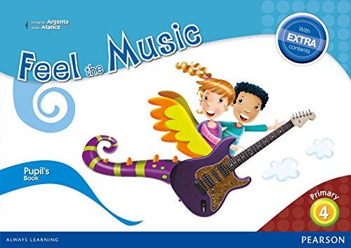 Feel The Music 4. Pupil's Book - Edición LOMCE (Siente la Música) - 9788420564319