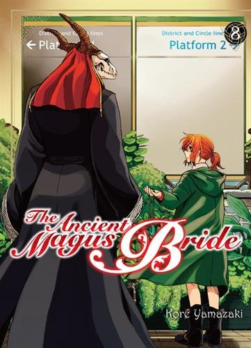 The Ancient Magus Bride, Tome 8 :