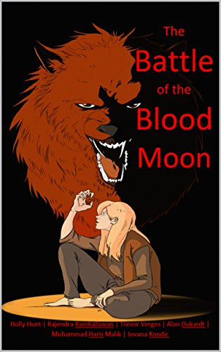 The Battle of the Blood Moon: The Graphic Novel (English Edition)