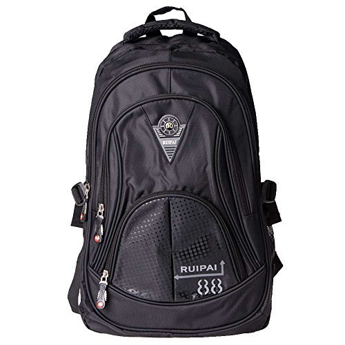 Vbiger mochila mochila escolar UNISEX naranja/azul talla única