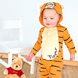 Bébé Enfant Tigrou Costume Winnie l'ourson Grenouillère