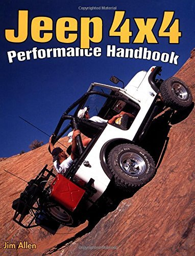 Jeep 4x4 Performance Handbook (Motorbooks Workshop) by Jim Allen (1998-12-12)