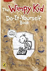 Diary of a Wimpy Kid: Do-It-Yourself Book Paperback