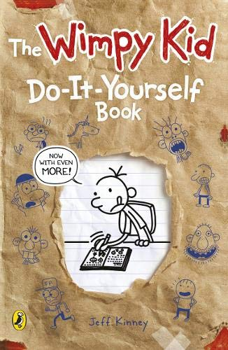 Diary of a Wimpy Kid: Do-It-Yourself Book -