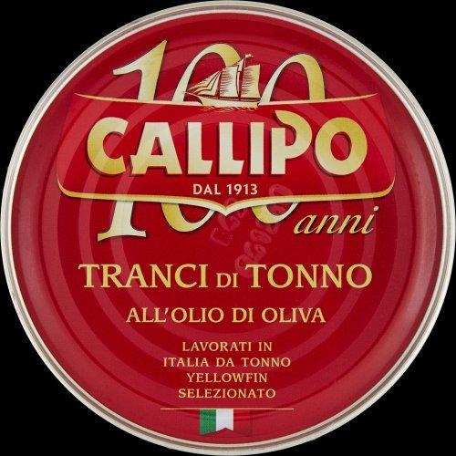 TONNO CALLIPO LATTA GR.300