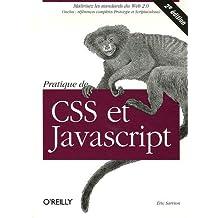 Pratique de CSS et de JavaScript
