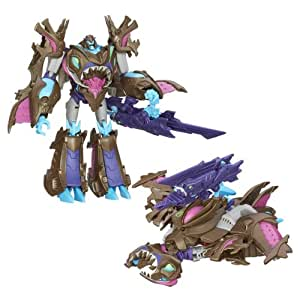Hasbro - Transformers Prime Voyager Beast Hunter Sharkticon Megatron