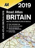 Autoatlas Road Atlas Britain 2019 (Aa Road Atlas Britain)
