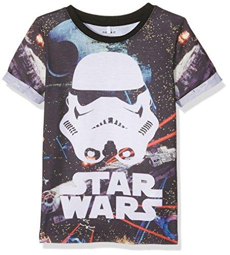 name-it-jungen-t-shirt-nitstarwars-anakin-ss-poly-top-nmt-mehrfarbig-black-printwhite-print-116