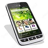 Doro Liberto 820 Mini Bianco/Argento Telefono Smartphone