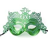 ASOSMOS Frauen Lace Oberhalb Gesichtsmaske Maskerade Maske Crown Halloween Maske