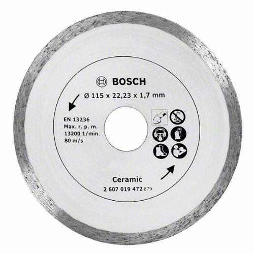 Preisvergleich Produktbild Bosch DIY Diamanttrennscheibe für Fliesen (115 mm)