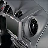 Kuda–Consola de navegación (LHD) para Navi Seat Ibiza desde 4/2002–5/08piel negro
