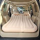 CXLCD Materasso Gonfiabile per Auto SUV Materasso da Viaggio per Auto Cuscino di Scarico Posteriore per Bambino Letto per Sedile Posteriore per Auto Cuscino per Adulto