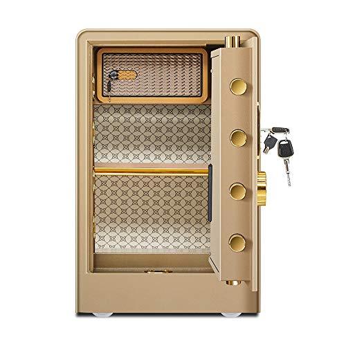 Caja Fuerte Secreta Libro, Seguridad ElectróNica Digital, Caja Fuerte Incombustible Dinero Seguridad...