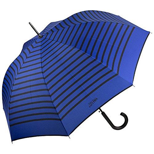 Jean Paul Gaultier Parapluie design Marius, bleu