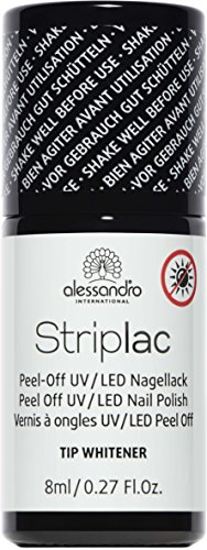 alessandro Striplac French Tip Whitener, 1 x 8 ml -