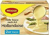 Maggi Helle Sauce nach Art Hollandaise, ergibt, 250 ml