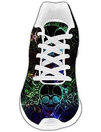 Zapatillas sin Cordones para Mujer Dalliy Personalizado Suricatas Las Zapatillas Para Hombre Skechers Energy Lights-Eliptic Skechers Empire-Game On Hj694L