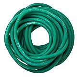 Power Tube, Widerstandstrainer für funktionales Training, Länge 7,6 m, Cando® Exercise Tube, grün (mittel)