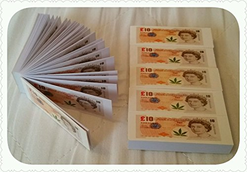 10-pound-note-design-roach-roaches-filter-tips-6-books-300-roaches-by-multi