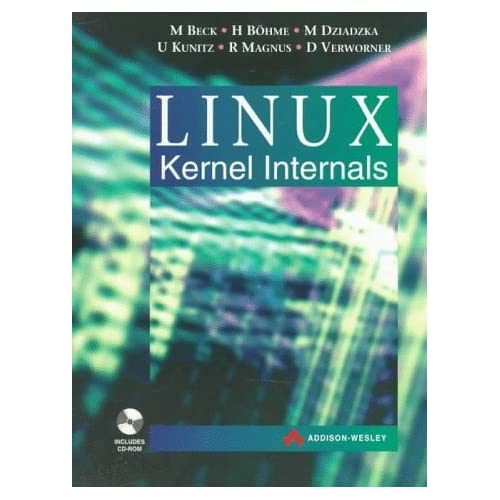 Linux Kernel Internals by Michael Beck (18-Jun-1996) Paperback