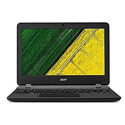"Acer Aspire ES1-132 (Intel Celeron Dual Core N3350 / 2GB Ram / 500 GB HDD / 11.6""Screen / Linux ) Black"