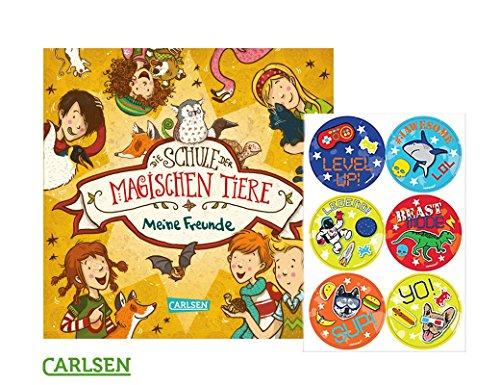 Carlsen Mit ABC-Lernposter